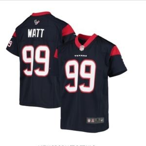 Youth Texans J.J. Watt Nike Jersey  NWT